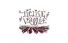 Delice de la Vallee by Fred Carriedo, via Behance
