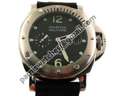 MARINA MILITARE 44MM Submariner Model MECHANICAL W - 44mm Marina Militare - Parnis watch station