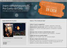 Wing Commader 3 Por Conta da Casa na EA Origin