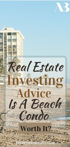 Beach House//Dream Beach House//Beach House California//Real Estate Investing Advice: How To Know if a Beachfront Condo is Worth It? by Joy Bender Luxury Real Estate Agent Compass San Diego REALTOR&reg