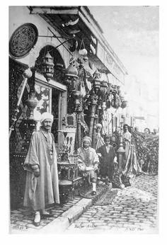 (Oran) - Bazar Arabe - 1906