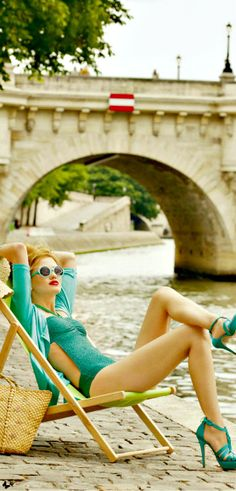Lady Millionairess..Paris Riviera, lady loves her leisure