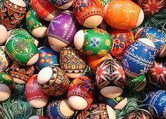 Eggs for Nowruz in Iran