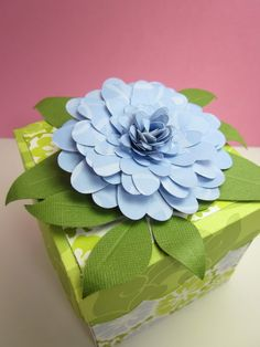 Quick and Elegant Box with Flower Shoppe and Sweet Tooth Boxes
