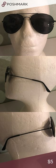Boys sunglasses Black metal frame Accessories Sunglasses