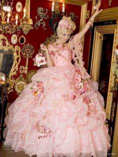 sweet lolita wedding dress