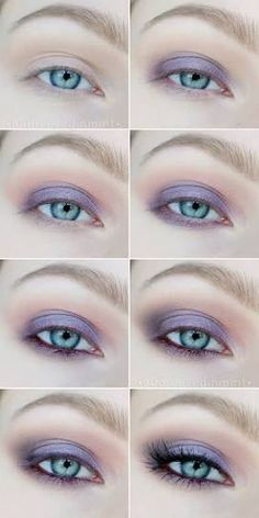 Subtle purple