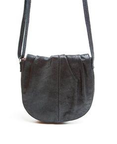 d275b3492 Bolsa de couro pequena Meg preta glitter - LEPRERI - small leather handbag  made in brasil black glitter