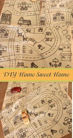 diy home sweet home: 16+ HOUR road trip with a Toddler and Preschooler {2 of 2} (this is the BEST post I've seen for games and activities for young kids to do on long road trips! I will be making/using many of these for our Disney trip one day)