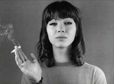 Oh So Lovely Vintage: Style Muse: Anna Karina.