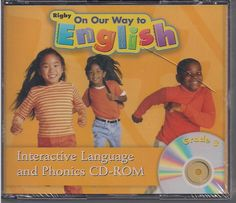 Rigby On Our Way to English Interactive Language Phonics CD Gr 3 w/ Guide 0757893996 0757890067 LA2
