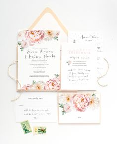 Stationery Spotlight: Alisa Bobzien