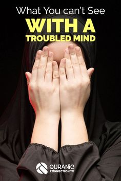 Helping a Troubled Mind with Quran is a Post & Video covering the troubled mind and how to bring yourself back to a state of inner peace and tranquillity. Muslim who want to become motivated in any area of their life will enjoy this. Islamic Teachings, Islamic Quotes, Islam Marriage, Motivational Quotes, Inspirational Quotes, Learn Quran, Positive Images, Islamic Videos, Finding Peace