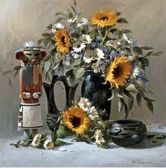 Joni Falk..oil...beautiful!