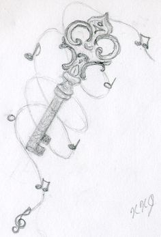 Sketch idea i did to show that music is one of the key foundations to my life and opportunities.
