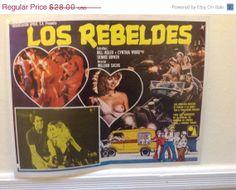 ON SALE Vintage Movie Poster for Van Nuys Blvd by DeNuevoVintage, $23.80