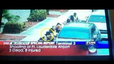 Hoax - Fort Lauderdale Airport Shooting. False Flag. Fake. Psyop.