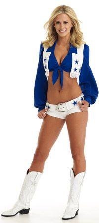 Holly Arielle — Dallas Cowboys Cheerleaders