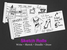 Sketch Rolls