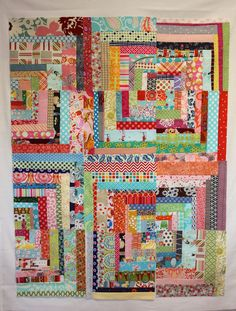Scrapper's Delight from Sunday Morning Quilts   by pink chalk studio