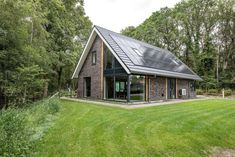 Casco Schuurwoning - Be inspired by our completed homes - Casco Schuurwoning – Be inspired by our completed homes - # English Cottage Style, English Country Decor, French Country House, Cabin Design, House Design, Farmhouse Architecture, Little Cottages, Stone Cottages, Cottage Exterior