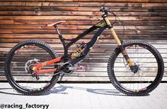 @angelsuarezdh 's custom Yt Tues CF for the Worldchamps in Val di Sole …