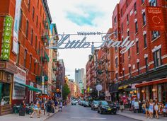 The Best Restaurants in Little Italy