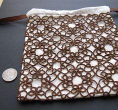 tatted drawstring bag 1 | Flickr - Photo Sharing!