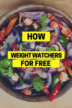 Weight Watchers for Free                                                                                                                                                                                 More