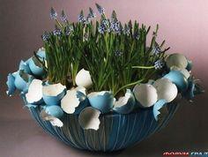 ..Blauw voor Pasen ... ....om zelf te maken...
