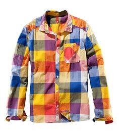 """H Shirt-I don't care if it's """"men's"""" this checked plaid ..."""