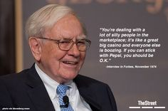 The 15 Best Warren Buffett Quotes of All Time, Investing Advice for the Ages - TheStreet