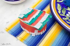 DIY: Mini Piñata Favor Boxes via LaurenConrad.com