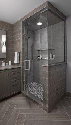 Bathroom Design Luxury, Bathroom Layout, Modern Bathroom Design, Small Bathroom, Master Bathroom, Home Room Design, Home Interior Design, Bathroom Inspiration, Interior Inspiration