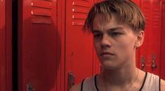 Leonardo DiCaprio in The Basketball Diaries. Intj, Leonardo Dicaprio Movies, Basketball Diaries, Leonardo Dicapro, Red Aesthetic, Celebs, Celebrities, Cute Boys, The Man