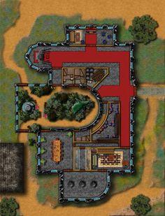 CotCT - Arkona Palace - Ground Floor