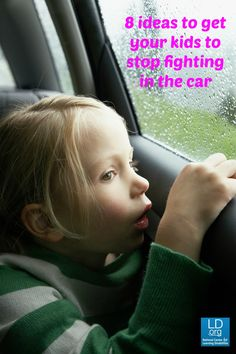 Learning and attention issues can make backseat time challenging. With a little advance planning, you can stop many of these battles before they start.  #ExecutiveFunction #ExecutiveFunctioning