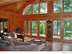 """Word Photos & Videos for all you need to know about log homes """"mr. log"""