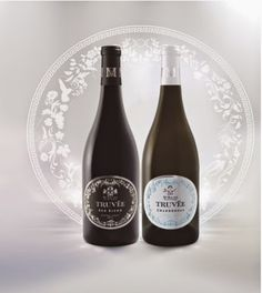 The McBride Sisters' Truvee Wines 2013 Chardonnay and Red Blend