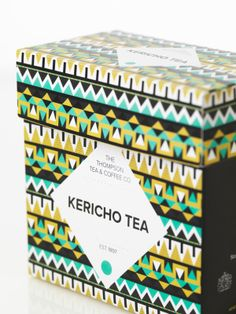 Thompson Tea & Coffee Co. on Packaging Design Served