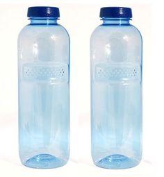 2 x Trinkflasche 1,0 Liter für gefiltertes Wasser , http://www.amazon.de/dp/B0076LEBYM/ref=cm_sw_r_pi_dp_gn0orb1QHD1HD
