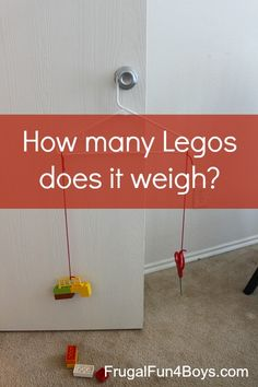 Lego Math: How Many Legos Does it Weigh? Incorporate counting, measuring, and units of weight into your Lego play. Lego Math, Math Classroom, Kindergarten Math, Teaching Math, Teaching Reading, Lego Activities, Math Games, Counting Games, Number Activities