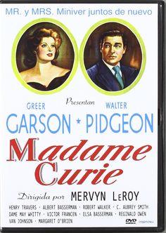Madame Curie [Videograbación] / dirigida por Mervyn Leroy