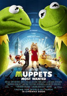 Muppets Most Wanted http://www.imdb.com/title/tt2281587/