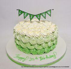 OMBRE CAKES | Sensational Cakes Singapore | Page 2