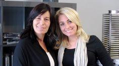 Theresa Cinnante and Alyssa Bilotta from Salon Exterior