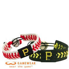 Pittsburgh Pirates Team Bracelet Combo