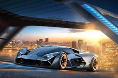Lamborghini faz parceria com MIT para supercarro elétrico