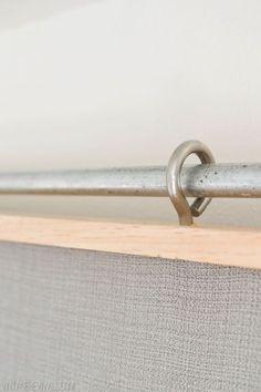 How to Build a Lightweight Sliding Barn Door | DIY Barn Door Tutorial | Vintage Revivals