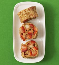 Strawberries  If you feel like all your kids eat are bananas and apples, try introducing vitamin C-packed fresh strawberries to their diet. For a perfect snack when you're short on time, try this vitamin- and protein-rich snack with only three ingredients. To add an extra-healthy option, choose whole wheat crepes.